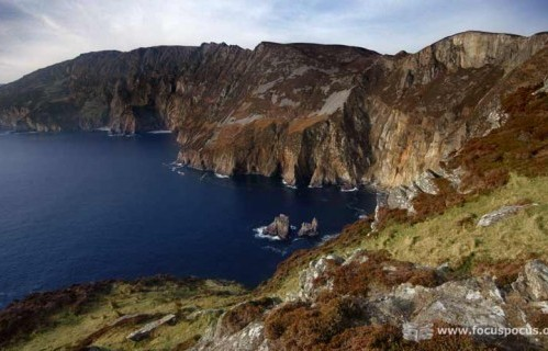 Slieve League Cliffs, Donegal