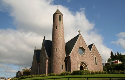 St Patrick's Church, Donegal Town