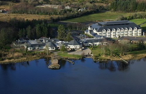 Harvey's Point Hotel, Donegal Town