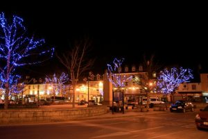 Chrismas in Donegal Town