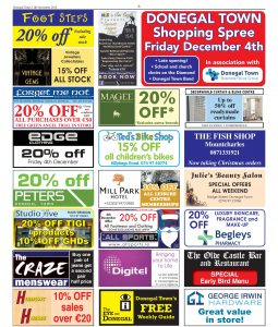 Discounts throughout stores
